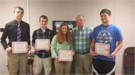 2014 HCHS Governor's Scholars