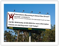 HCPS Bus Driver Classes Starting Soon