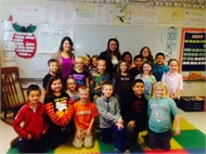 Miss Kentucky Visits Eastern Elementary