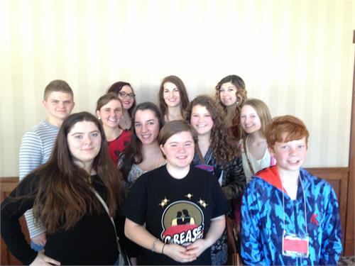 12 HCPS Students Participate in All-State Choir