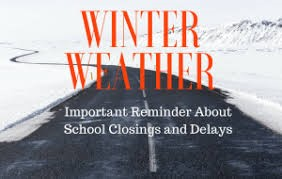 Winter Weather - Henry County Public Schools
